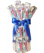 3 Musketeers Candy Bouquet by The Candy Vessel - $18.99