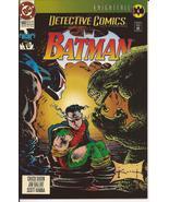 DC Detective Comics #660 (May 1993 DC) Killer Croc Bane Knightfall Part ... - $3.95