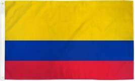 "Colombia 3x5' Flag NEW Latin America Colombian Banner 36x60"" - $9.85"