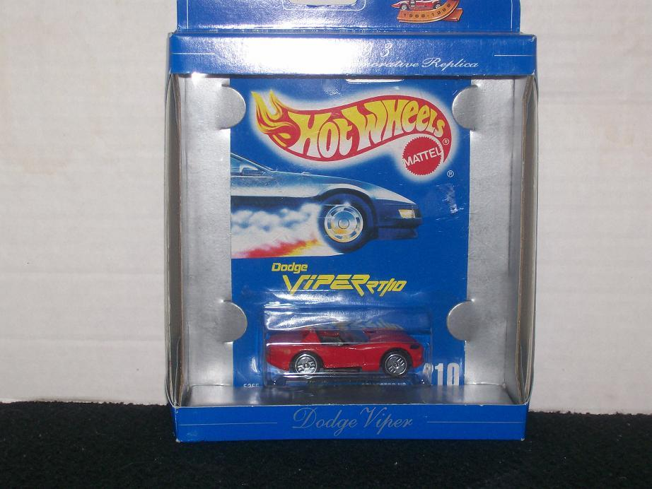 Hot Wheels 30 years AUTHENTIC COMMEMORATIVE  1993