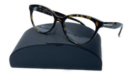 Prada Women's Brown Havana Tortoise Glasses with case VPR 05U 2AU-1O1 54mm - $209.99