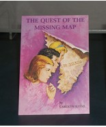 Nancy Drew Postcard The Quest of the Missing Map  - $0.00