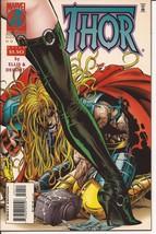 Marvel Thor #492 (Nov 1995l) Enchantress World Engine Avenger Action Adv... - $2.95