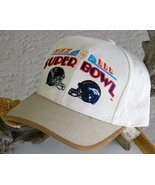 Super Bowl XXXIII NFL Football Cap Hat Denver Bronco New Tag - $34.95