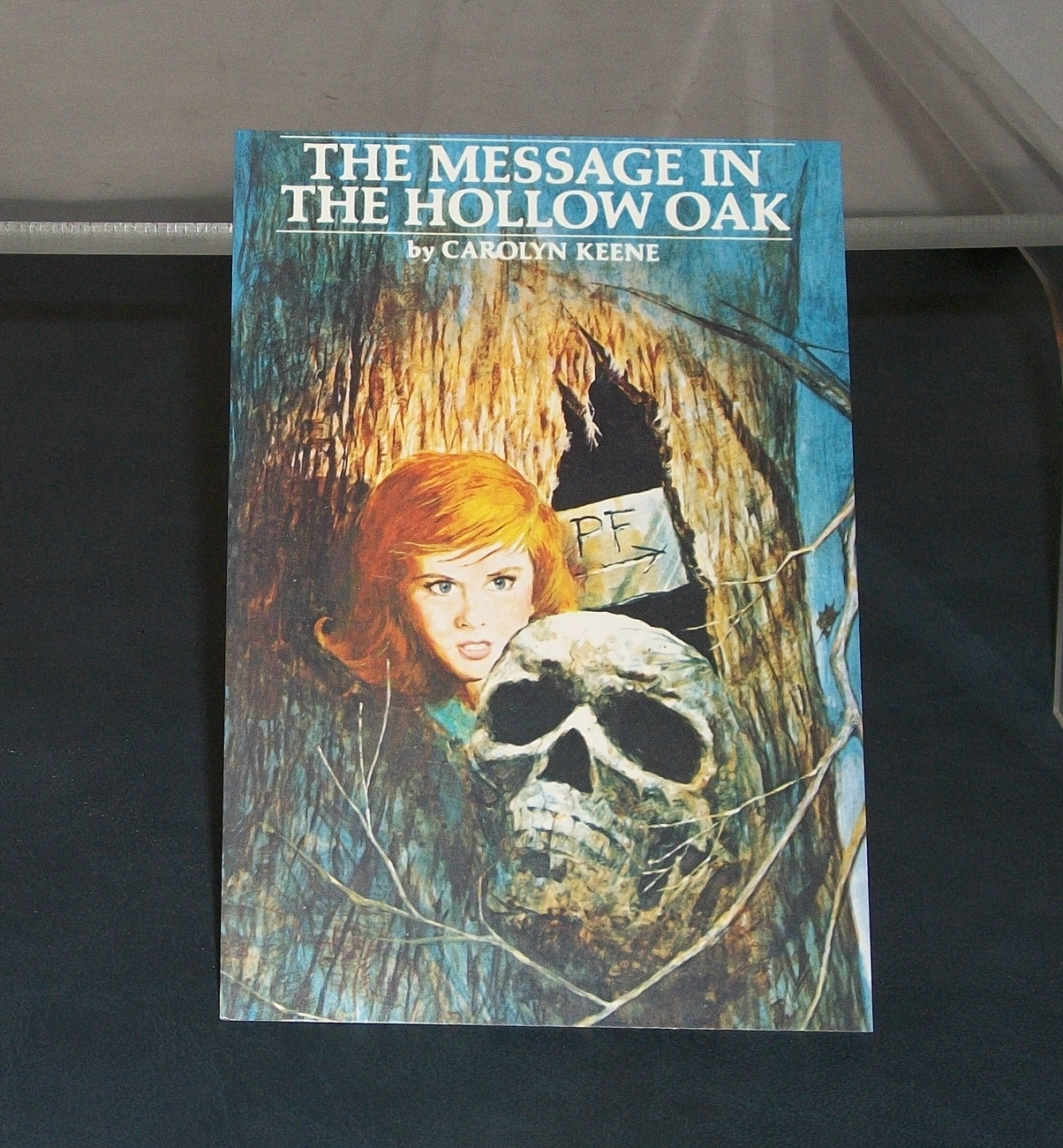 Nancy Drew Postcard The Message in the Hollow Oak