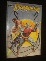 Deathlok #1 [Paperback] [Jan 01, 1990] McDuffie - $1.95