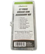 LUBRIMATIC 27-PIECE GREASE GUN ACCESSORY KIT - NEW IN PACKAGE - $19.79