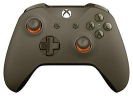 Xbox Wireless Controller - Green / Orange - $58.62