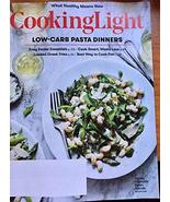 Cooking Light April 2018 Low Carb Pasta Dinners [Single Issue Magazine] ... - $4.94