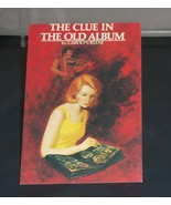 Nancy Drew Postcard The Clue in the Old Album - $0.00