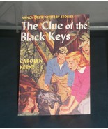 Nancy Drew Postcard The Clue of the Black Keys - $0.00