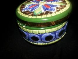 Vintage Ceramic Roma Charging box for your magickals any sm - $19.99