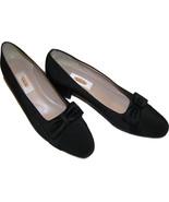TALBOTS black dressy evening formal shoes heels... - $40.00