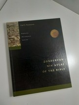 Zondervan NIV Atlas of the Bible by Dr. Carl G Rasmussen new - $29.70