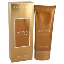 Bvlgari Aqua Amara After Shave Balm 3.4 Oz For Men  - $20.98