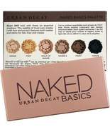 Urban Decay Naked Basics Eye Shadow Eye Shadow Palette 6 Colors  - $20.00