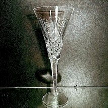 1 (One) WATERFORD HOSPITALITY COLLECTION Cut Crystal Fluted Champagne -S... - $66.49
