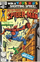 The Spectacular Spider-Man Comic Book #47 1980 VERY FINE+ - $4.50