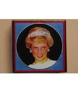 Dollhouse Princess Diana Working Tin T2756B Jacquelines 2-pc Blue Miniat... - $6.12