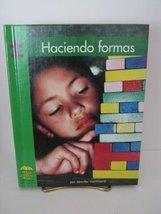 Haciendo Formas (Math - Spanish) (Spanish Edition) VanVoorst, Jennifer - $14.82