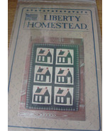 "Pattern:""Liberty Houses"" Quilt - $6.99"
