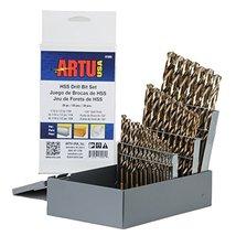 Artu - 29-Pc. HSS Drill Bit Set - $130.55