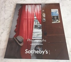 Sothebys London PHOTOGRAPHS 19 May 2009 Auction Catalog Soth ARAKI Ruff ... - $24.18