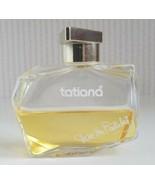 Vtg. Tatiana Eau de Parfum by Diane Von Furstenberg 2 oz - Approx. 60% F... - $49.50