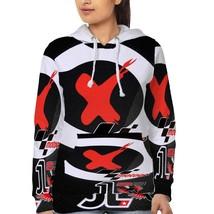 X fuera jorge lorenzo moto gp champion   hoodie fullprint for women thumb200
