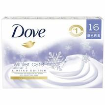 LOT OF 6 PACKS - Dove Winter Care Beauty Bars, 4 OZ. - Each 16 Bars - $179.99