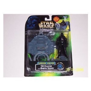 Star Wars POTF TIE Fighter Gunner Station play set