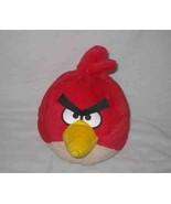 "Neat 7"" Plush Stuffed ANGRY BIRDS Redbird - $31.74"