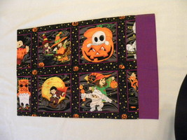 Halloween Travel Pillowcase - $5.00