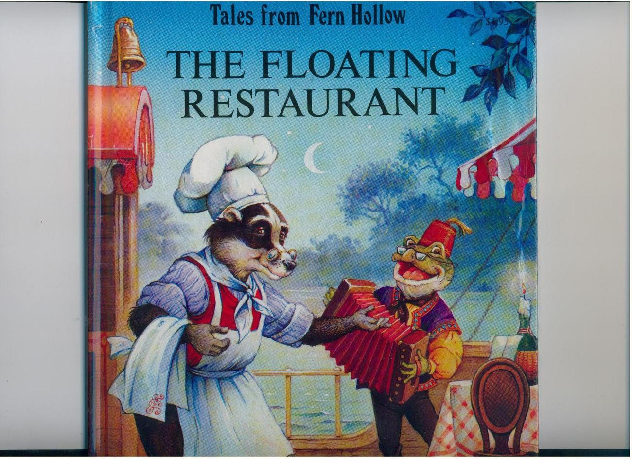 Patience--THE FLOATING RESTAURANT--1994--Fern Hollow series