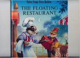 Patience--THE FLOATING RESTAURANT--1994--Fern Hollow series - $5.00