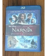 The Chronicles of Narnia: Prince Caspian (3-Disc Blu-ray) BRAND NEW / SE... - $8.85