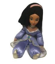 1993 Vintage Disney Mattel Aladdin Jasmine Princess Purple Outfit Plush ... - $89.99