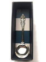 Wallace Antique Baroque 18/10 Stainless Steel Gravy Ladle - $40.81