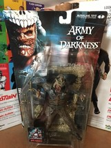 Evil Ash McFarlane Toys Movie Maniacs Series 4 Army of Darkness NOS 2001 - $24.99
