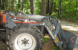 1999 HOLDER 870H For Sale In Chester, VT 05413 image 3