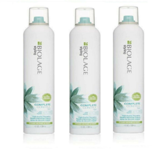 Matrix Biolage Complete Control Hairspray 10oz NEW (pack of 3 ) - $49.43