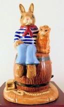 "Royal Doulton Bunnykins Figurine - ""Cabin Boy"" DB324 - W/Bpx & COA - $42.74"