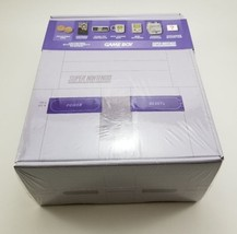 2017 Official Super Nintendo SNES 7 Item Subscription Box Culturefly Gam... - $42.22
