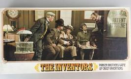 Vintage The Inventors Board Game Parker Brothers 1974 Complete - $24.70