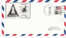 SPACE SHUTTLE SUPPORTED BY USAEPO FT HUACHUCA SIERRA VISTA, AZ MARCH 22 ... - $1.78