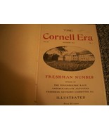 RARE 1913 THE CORNELL ERA HARDBACK UNIQUE BOOK 670 PAGES ILLUSTRATED HIGHLY - $34.65