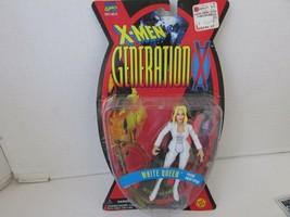 Toy Biz 43143 X-Men Generation x Bianco Regina Action Figure Cardato Nuo... - $12.68