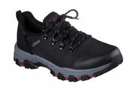 Men's Skechers Relaxed Fit Selmen Norden Hiking Shoe Black - $104.51