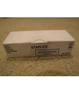 Konica Minolta Refill Staples 4623361 502KM 14YA  3 x 5000 staples - $22.00