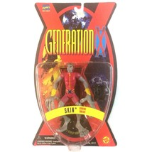 Generation X Skin Action Figure 1995 Marvel ToyBiz Sealed VTG X-Men  - $14.80